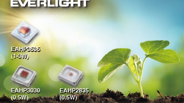 Everlight, Agricultures LEDs, LED