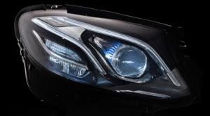 tecnologia LED, automoción
