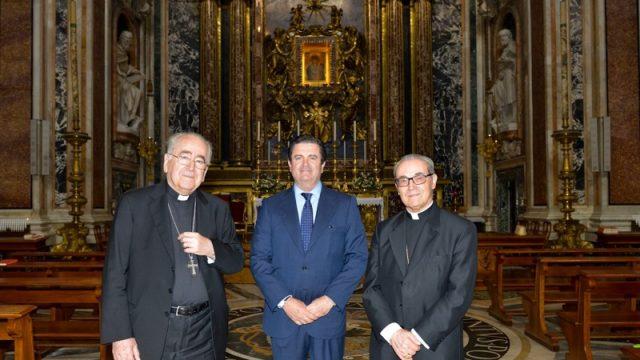 Fundación Endesa, Basílica, Roma