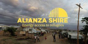 Alianza Shire, refugiados, iluminación