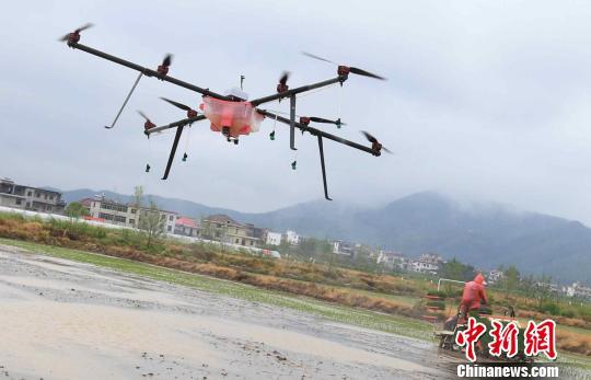 Drones, Láser, China