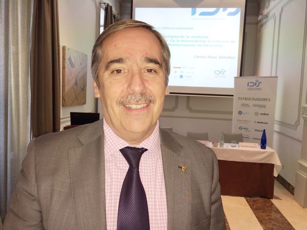 Fernando Muguerza, en una imagen de archivo.