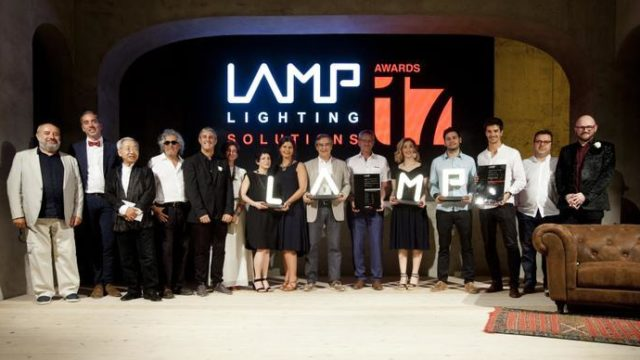 Lamp Lighting, Lamp Lighting Awards 2017