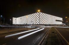 Reyno de Navarra Arena, Lamp Lighting, Pabellón Reyno de Navarra, iluminación