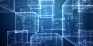 blockchain, física cuántica , bloques