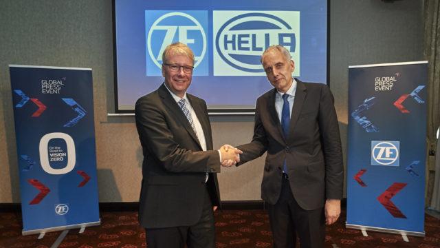 Tecnologías de sensores, Hella, ZF