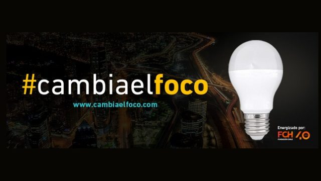 Cambia el foco, Chile LED