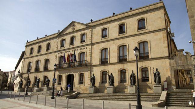 Diputación de Soria, alumbrado público, IDAE, concursos, municipios
