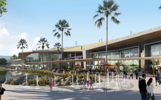 El mayor centro comercial de andaluc a estar en sevilla y - Centro comercial el maquinista ...
