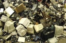 residuos electrónicos, economía circular