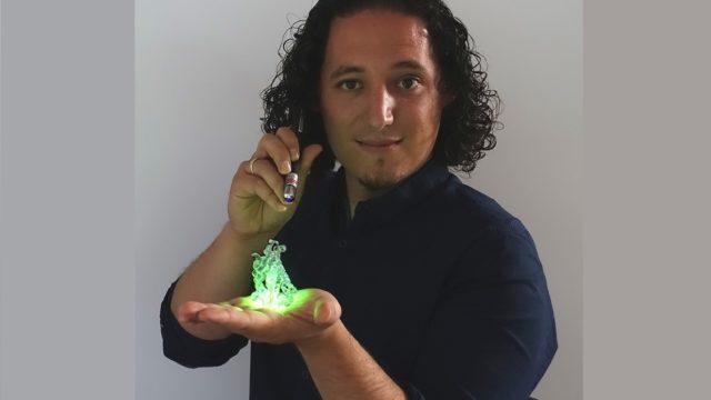 Ruben Acosta, MIT, BioLED, IMDEA
