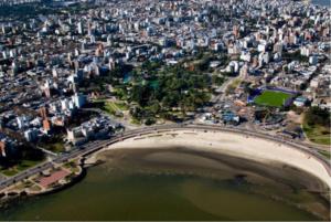 sistema lumínico - Montevideo - Proyecto adecuación iluminación parque Rodo