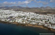 La Tiñosa, Tías, Lanzarote, alumbrado público