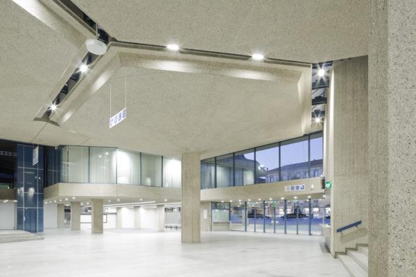 Zumtobel, Lighting, LED, Lugano