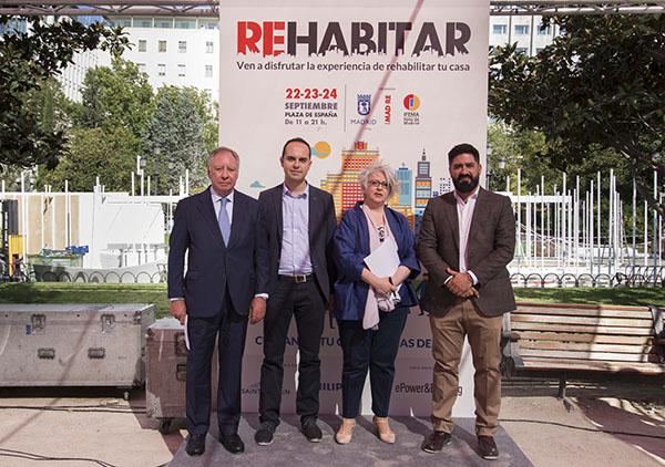 Rehabitar Madrid
