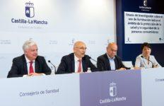 Castiila-La Mancha, LED, informe, salud