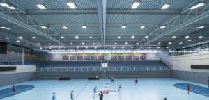 light, Zumtobel, Austria handball, Lighting, LED