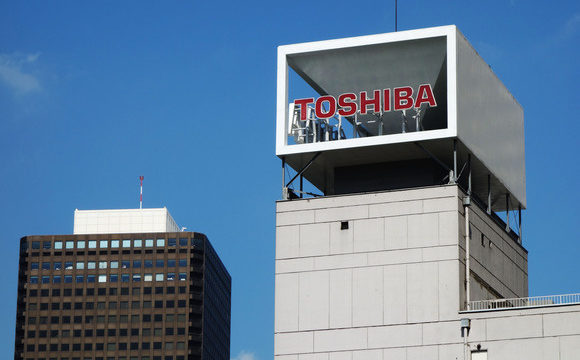 Toshiba, LED, chips, venta, japonesa