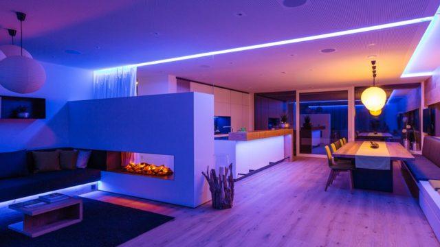 C mo y por qu usar una iluminaci n inteligente en el hogar for Control de iluminacion domotica