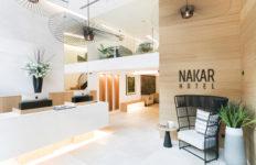 Jung, automatización, Nakar Hotel