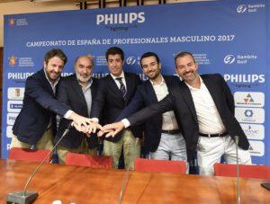 Philips Lighting, LED, iluminación, Golf