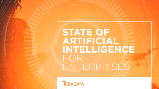 Teradata - inteligencia artificial