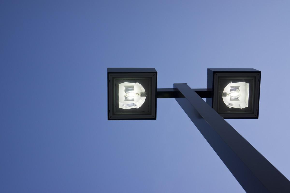 alumbrado público, tecnología LED