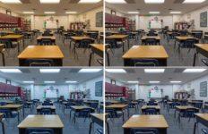 control de iluminación, LED, aulas, Human Centric Lighting, iluminación, Gateway