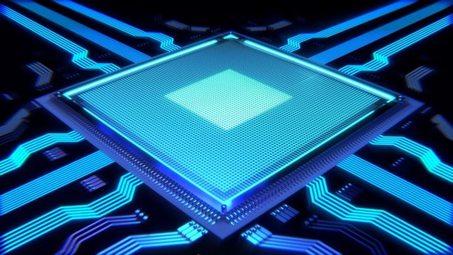 chip fotónico