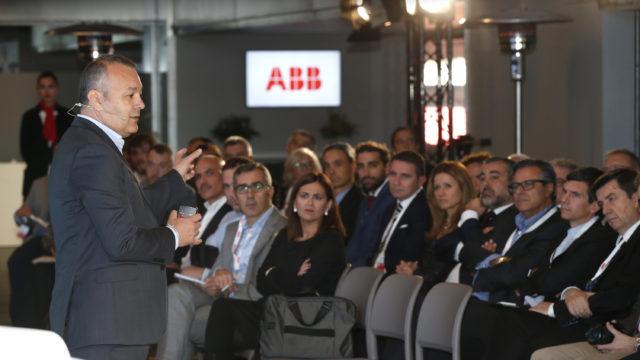 ABB, Distribución, material electrico