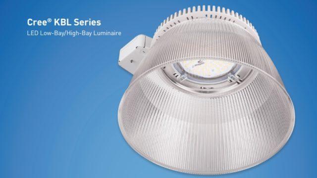 Cree, LED, iluminación