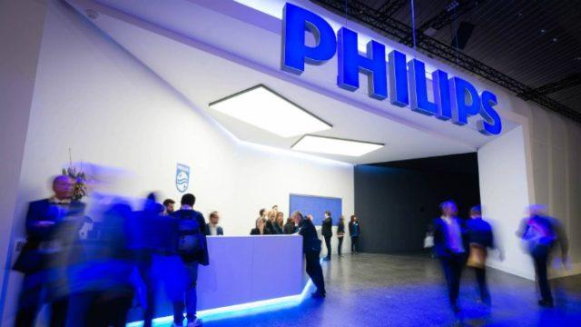 philips reduce la participaci n en philips lighting con la. Black Bedroom Furniture Sets. Home Design Ideas
