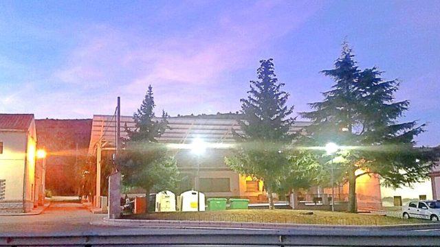 Utrillas, iluminación, alumbrado público, tecnología LED