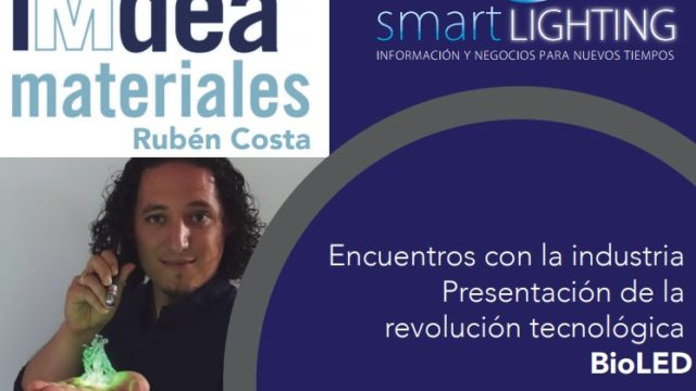 rubén costa, BioLED, IMDEA Materiales