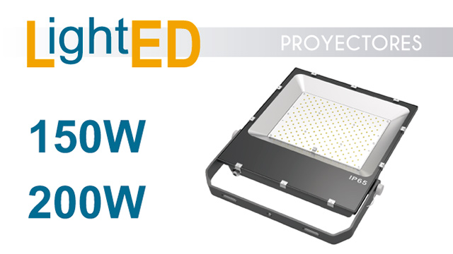 ALG, LED, LightED, proyectores