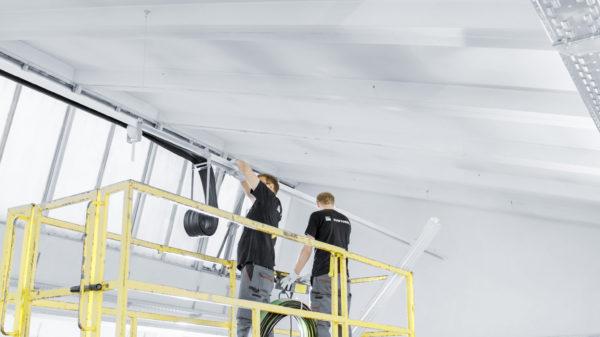 TRINOS – Industrial lighting redefined - Smart Lighting