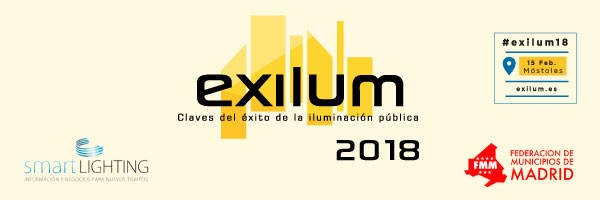 exilum, alumbrado publico, iluminación, municipios, ciudades inteligentes, smart city, LED, digital