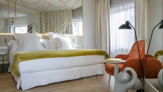 Jung, domótica, automatización, Hotel Barceló