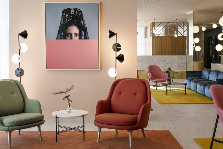Jung, Hotel Barceló, automatización, domótica