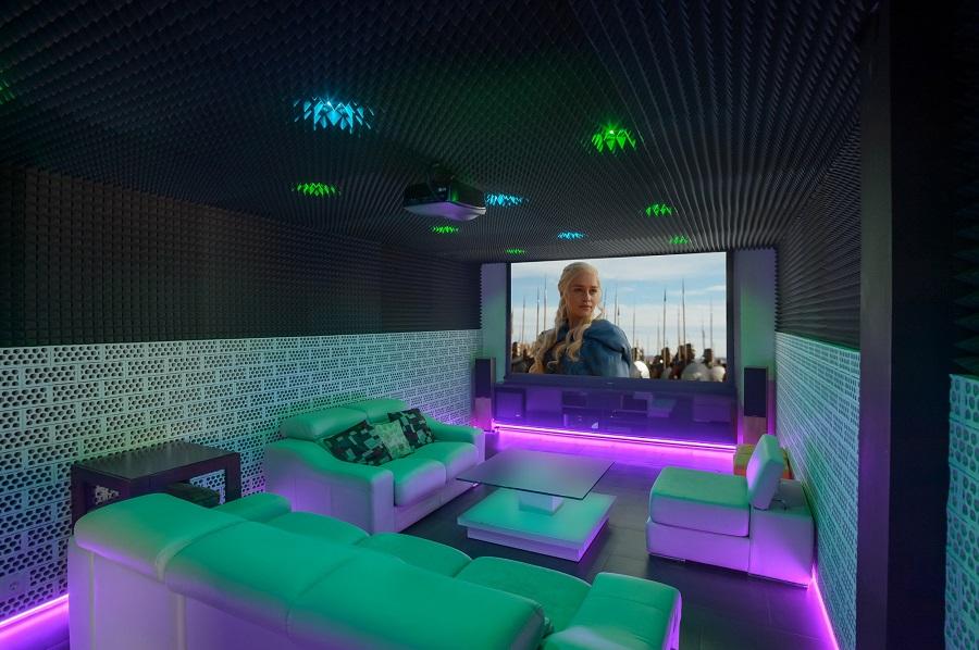 iluminación, Smart Home