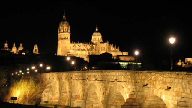 Salamanca, alumbrado público, concurso, licitación