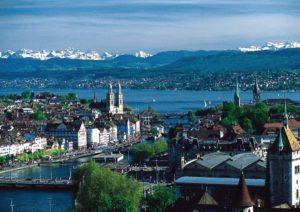 Zurich, Ciudades Sostenibles, Smart Cities, Arcadis