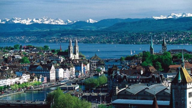 Zurich, Ciudades Sostenibles, Smart Cities, Arcadis