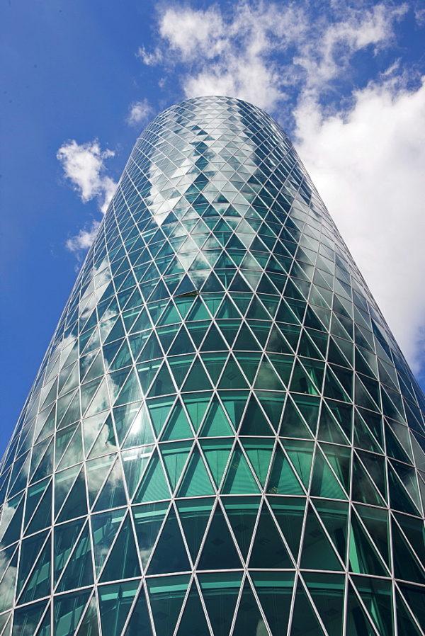 Westhafen Tower, ABB