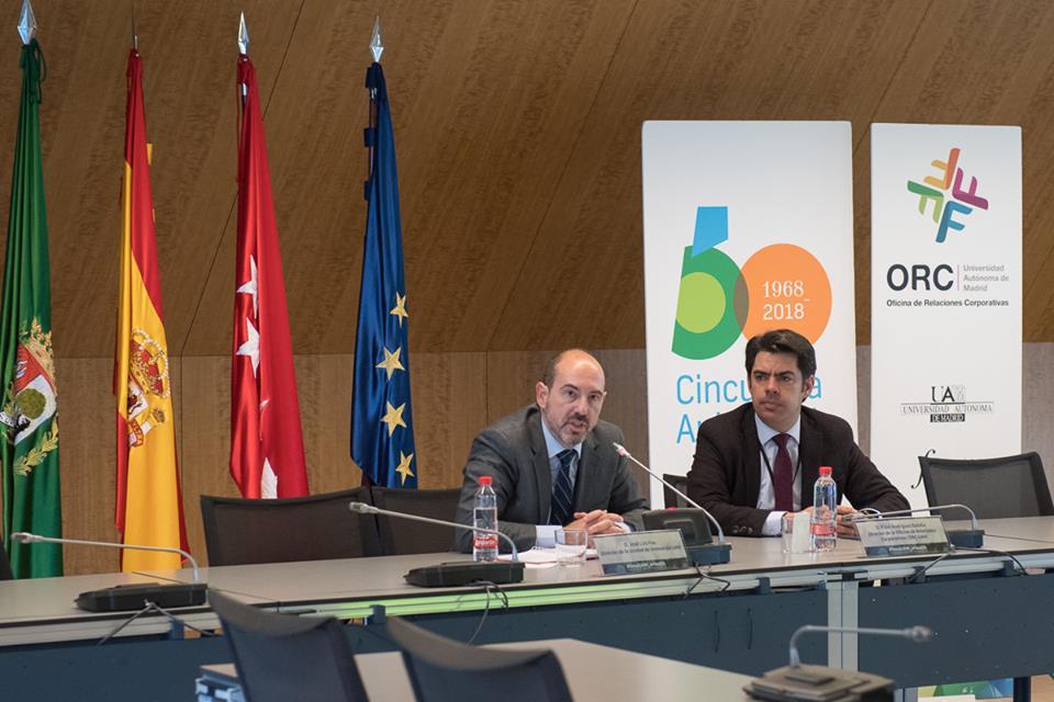 Avances y aplicaciones de la fot nica para el desarrollo for Oficina relaciones internacionales uam
