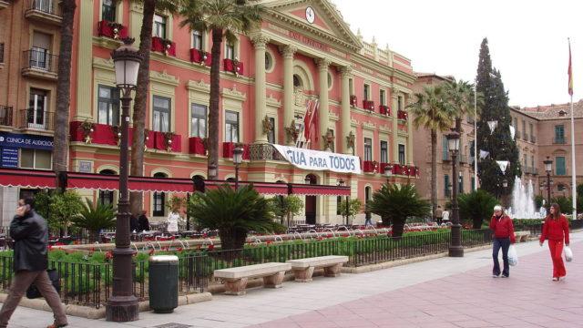 Murcia, municipios inteligentes