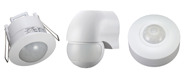 Sensores Infrarrojos: Además de la gama de bombillas LED inteligentes, LightED Smart ofrece también una serie de sensores de presencia