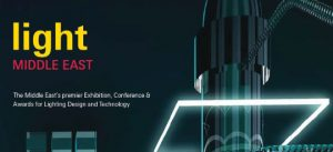 Light Middle East 2018, Dubai @ Dubai International Convention and Exhibition Centre | Dubai | Dubai | Emiratos Árabes Unidos