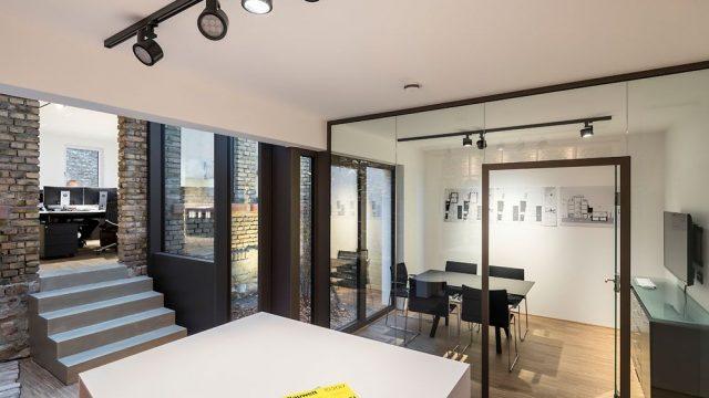 Faerber Architekten, iluminación