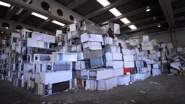 residuos electronicos